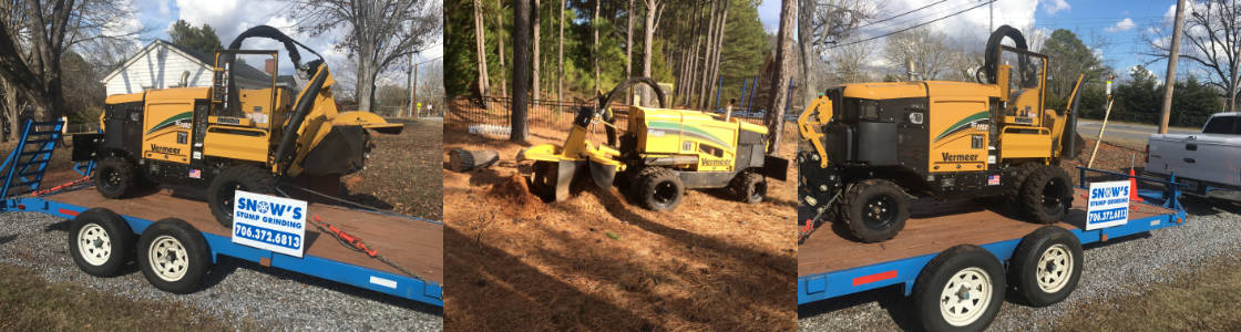 Snow's Stump Grinding Services